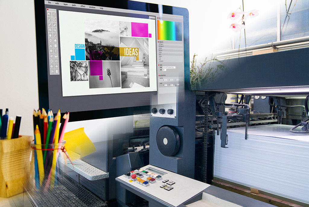 Servizi di grafica e stampa volantini per volantinaggio